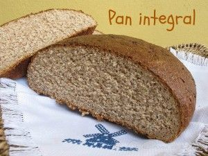 Hogaza de pan integral 2