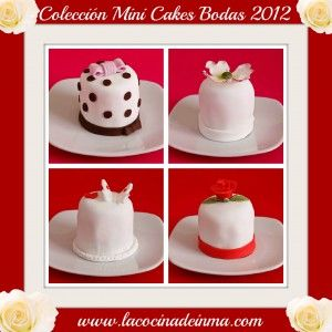 Collage Mini Cakes