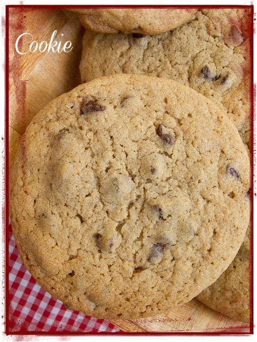Cookie chocolate 2