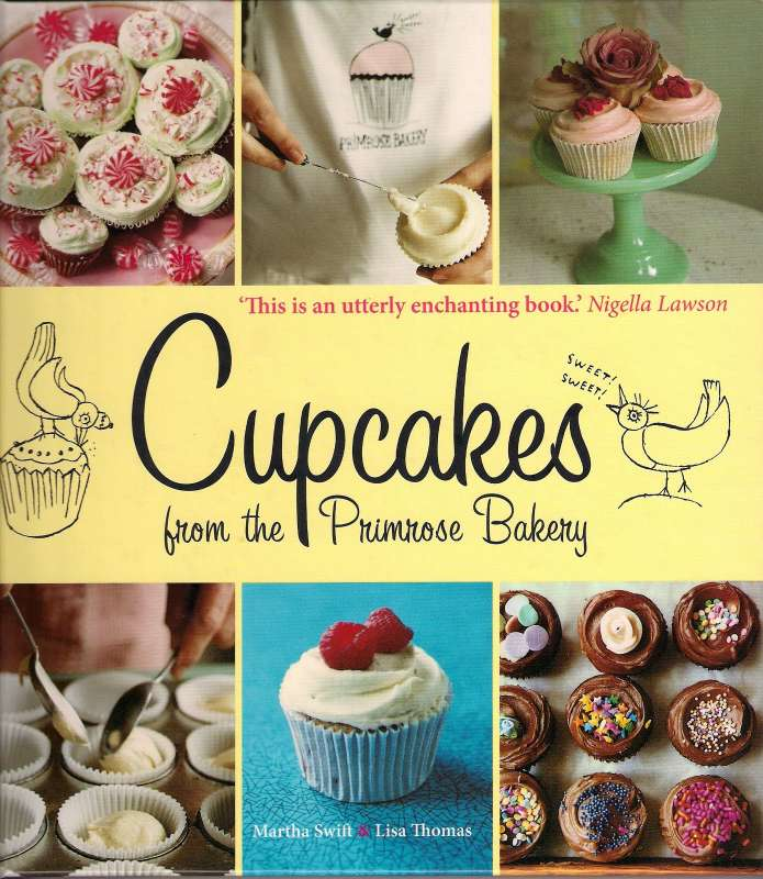 "Libro ""Cupcakes from the Primrose Bakery"""