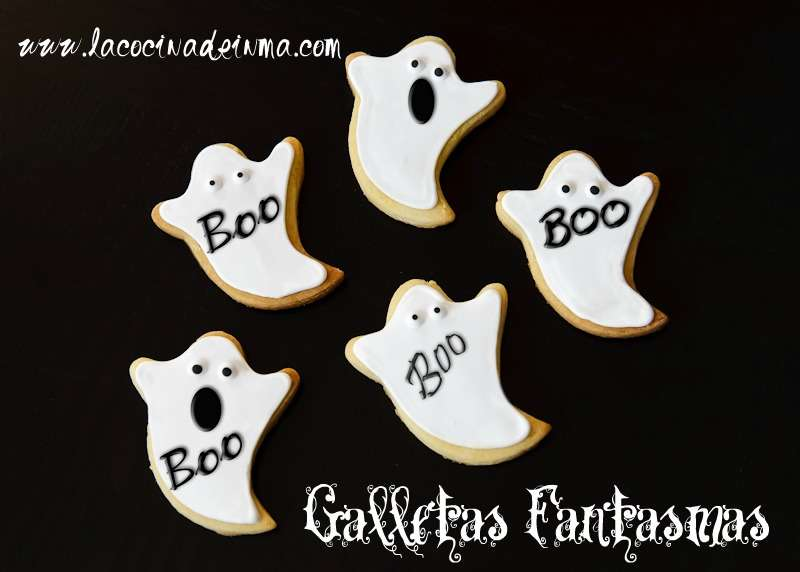 Galletas Fantasmas