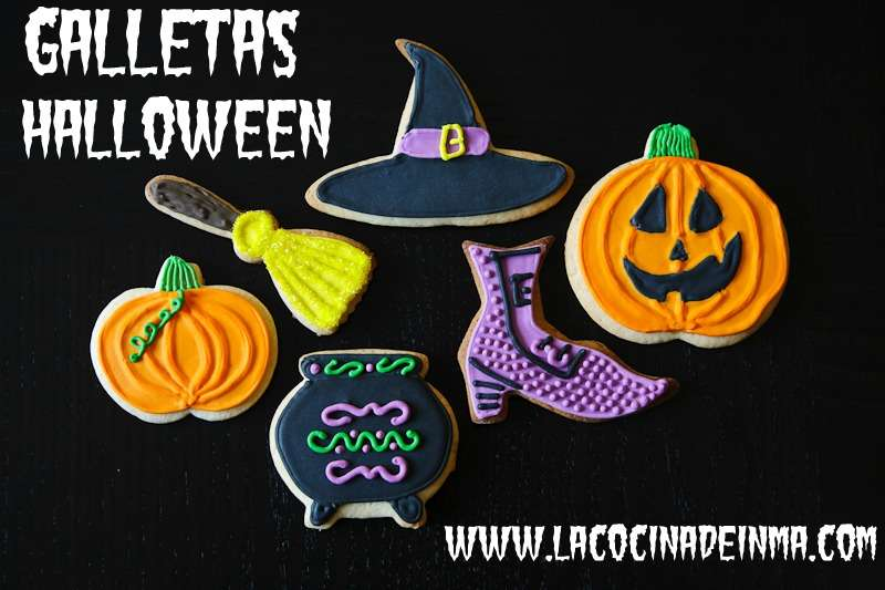Galletas Halloween 8