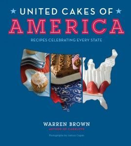 Libros NY United Cakes of America