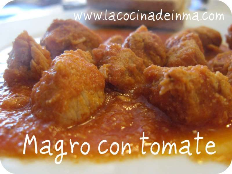 Magro con tomate [800x600]