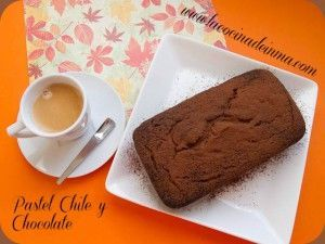 Pastel Chile y Chocolate 3