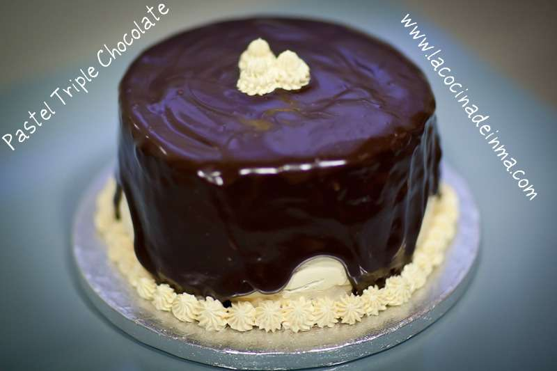 Pastel Triple Chocolate 3