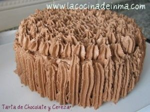 Tarta de Chocolate y Cereza