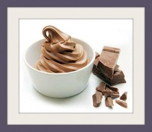 Yogurt de Chocolate